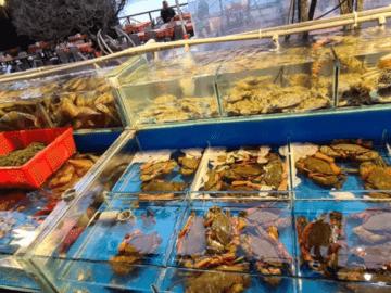 hải sản ngon quảng ngãi
