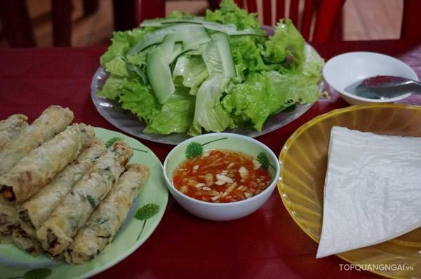 ăn gì ở Quảng Ngãi