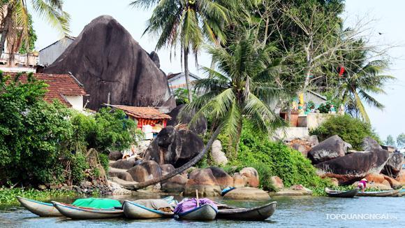 Bỏ túi top 6 địa điểm du lịch đẹp quên lối về tại Tư Nghĩa, Quảng Ngãi