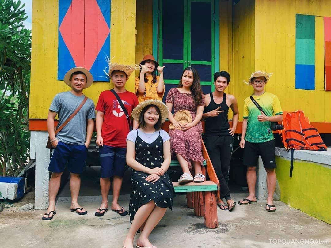 homestay Lý Sơn