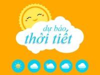 Dự báo thời tiết Quảng Ngãi hôm nay, ngày mai và 7 ngày tới