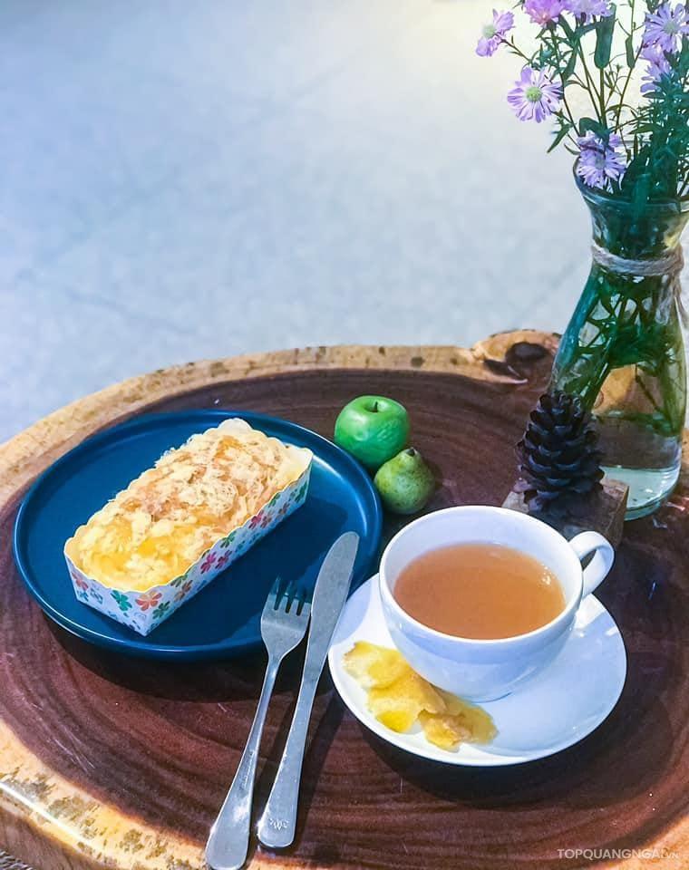 tiệm bánh bông lan trứng muối Quảng Ngãi