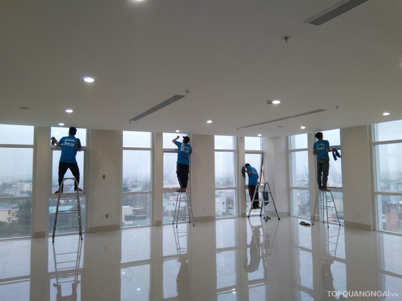 công ty vệ sinh tại Quảng Ngãi