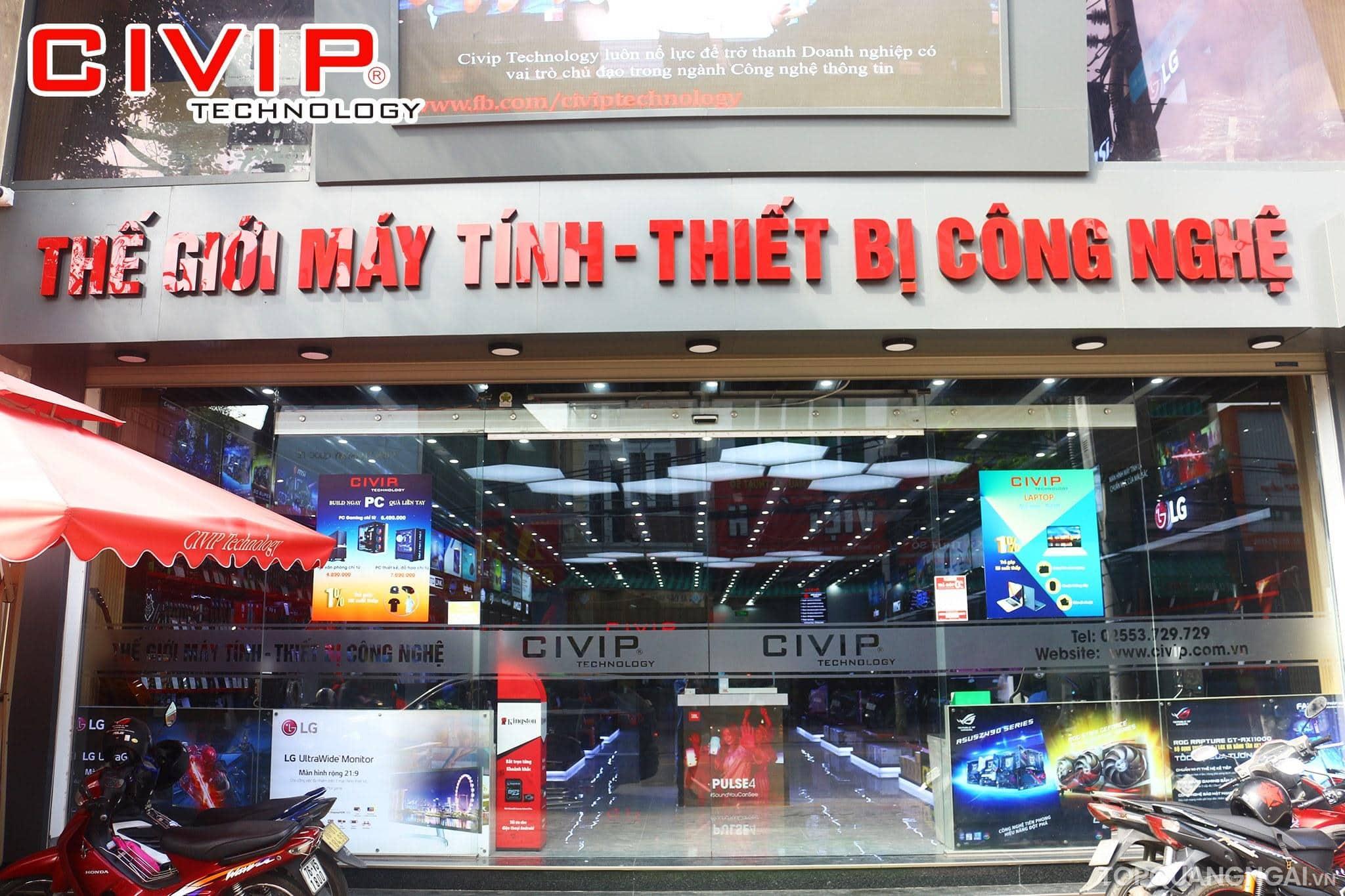địa chỉ bán máy tính ở Quảng Ngãi