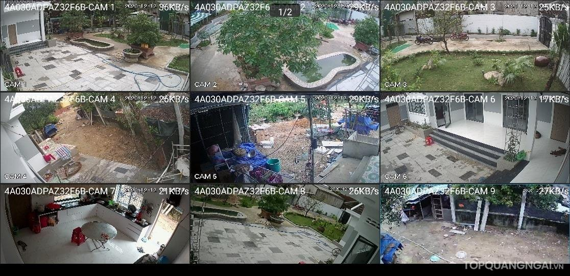 lắp đặt camera tại Quảng Ngãi