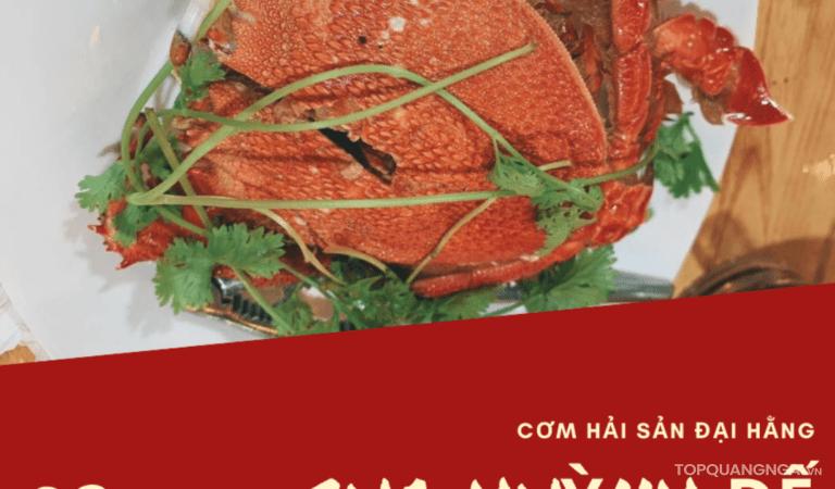 Top 5 nhà hàng hải sản ngon ở Lý Sơn – Quảng Ngãi hút khách nhất