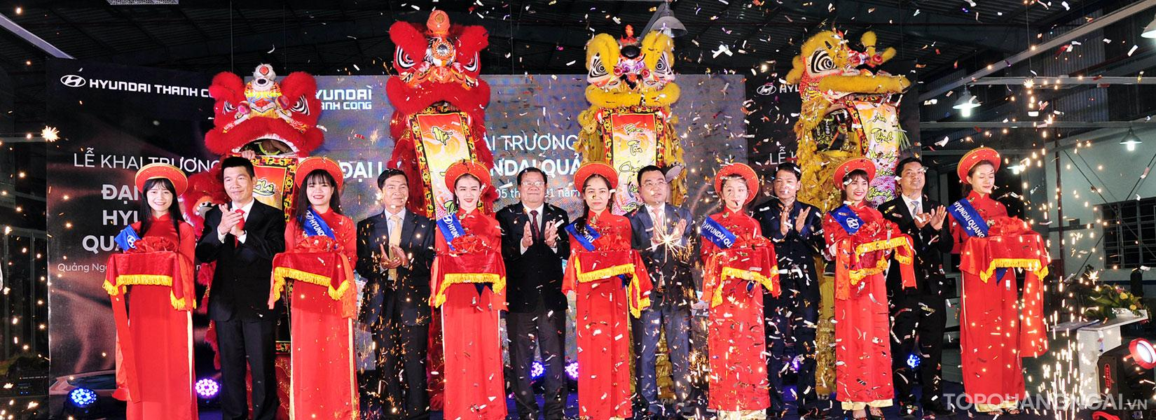 công ty tổ chức sự kiện tại Quảng Ngãi