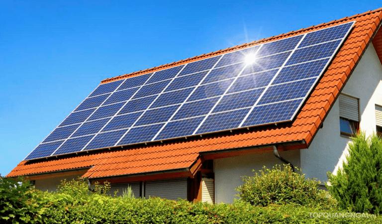 Top 8 địa chỉ lắp điện mặt trời tại Quảng Ngãi uy tín nhất