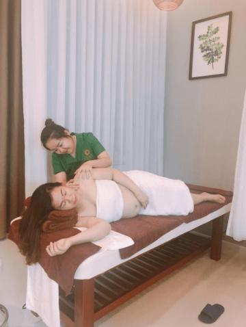 massage cho me bau o quang ngai