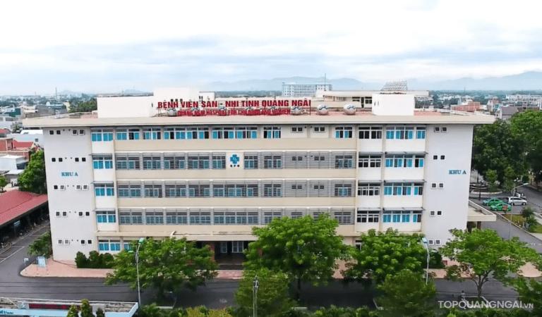 Top 4 bệnh viện ở Quảng Ngãi uy tín, chất lượng nhất