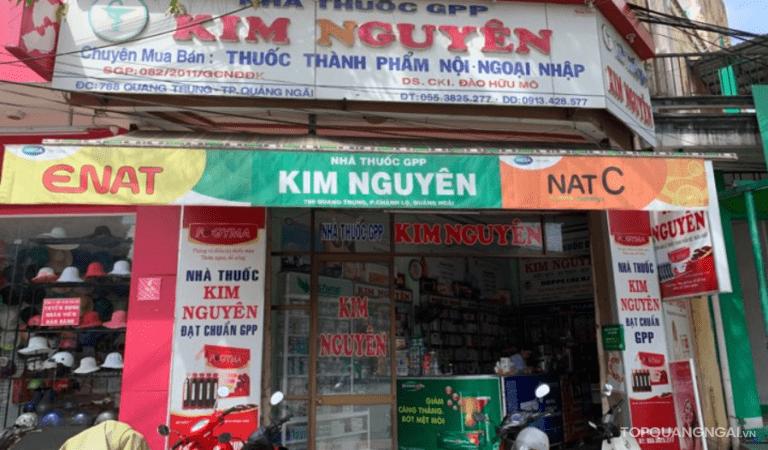 Top 5 nhà thuốc tây uy tín Quảng Ngãi bạn nên tin tưởng