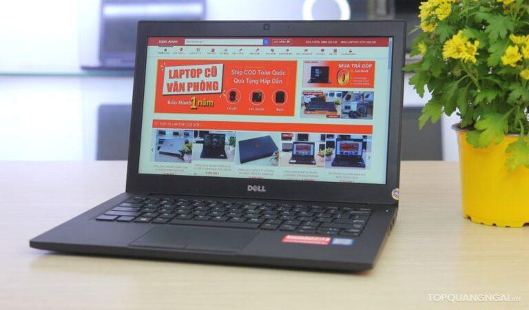 Top 3 địa chỉ bán laptop cũ tại Quảng Ngãi uy tín