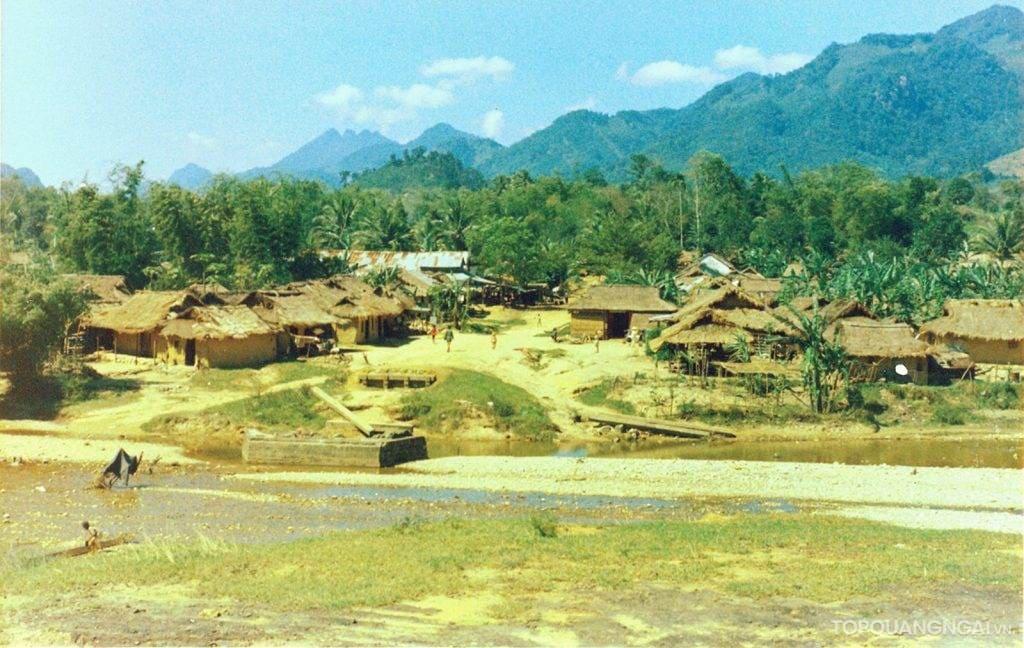 Bộ sưu tập ảnh màu về Quảng Ngãi những năm 1970-1971
