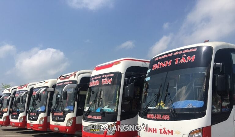 Top 3 nhà xe từ Sài Gòn về Quảng Ngãi và ngược lại
