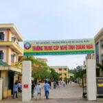 [Cập nhật] Danh sách các trường trung cấp Quảng Ngãi
