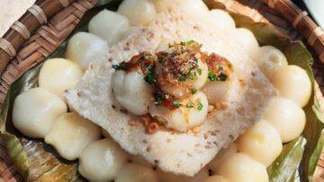bánh dày Quảng Ngãi
