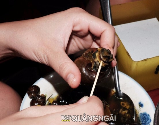 cach nau oc hut Quang Ngai 1