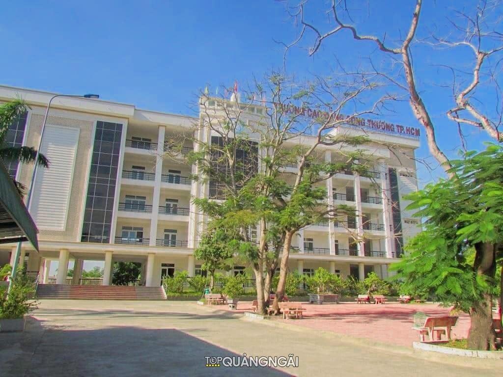 Danh sách trường cao đẳng ở Quảng Ngãi