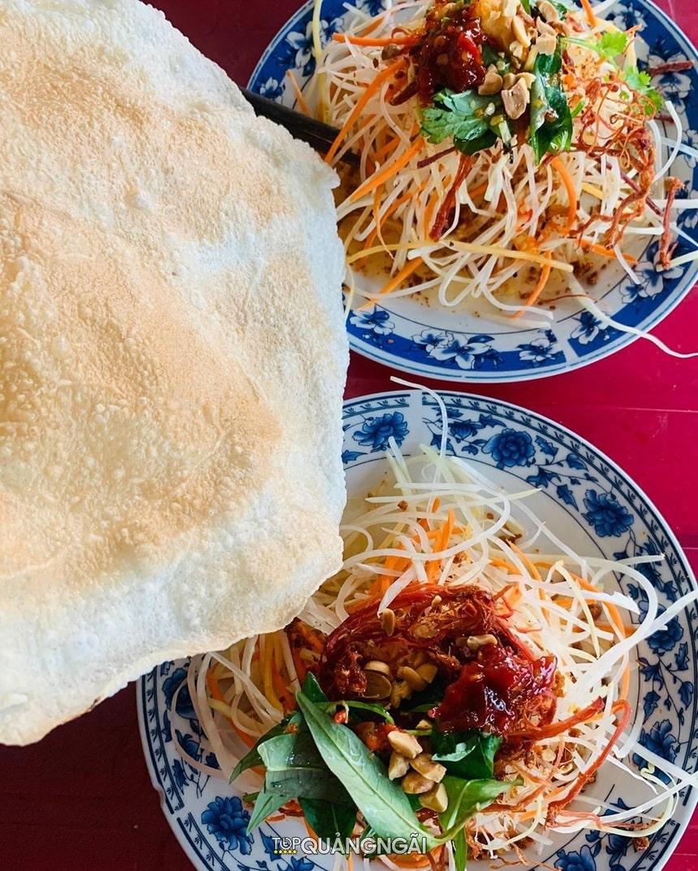 món ăn vặt ngon ở Quảng Ngãi