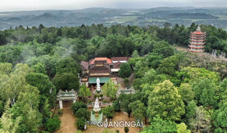 Top 5 ngôi chùa lớn ở Quảng Ngãi [CẬP NHẬT 2021]