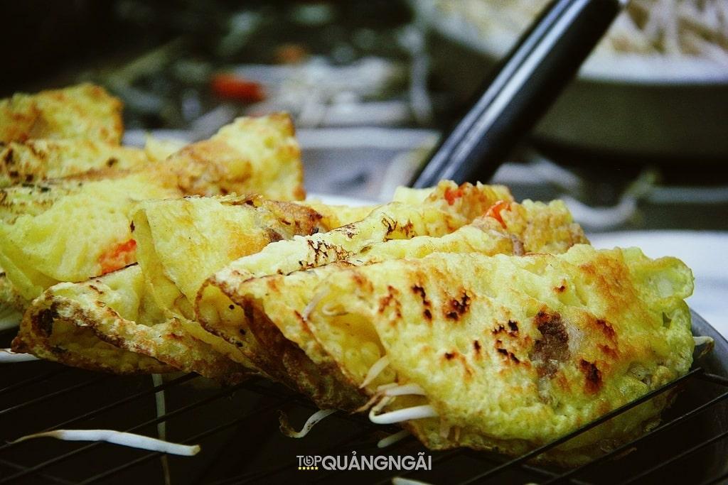 quán bánh xèo ngon ở Quảng Ngãi