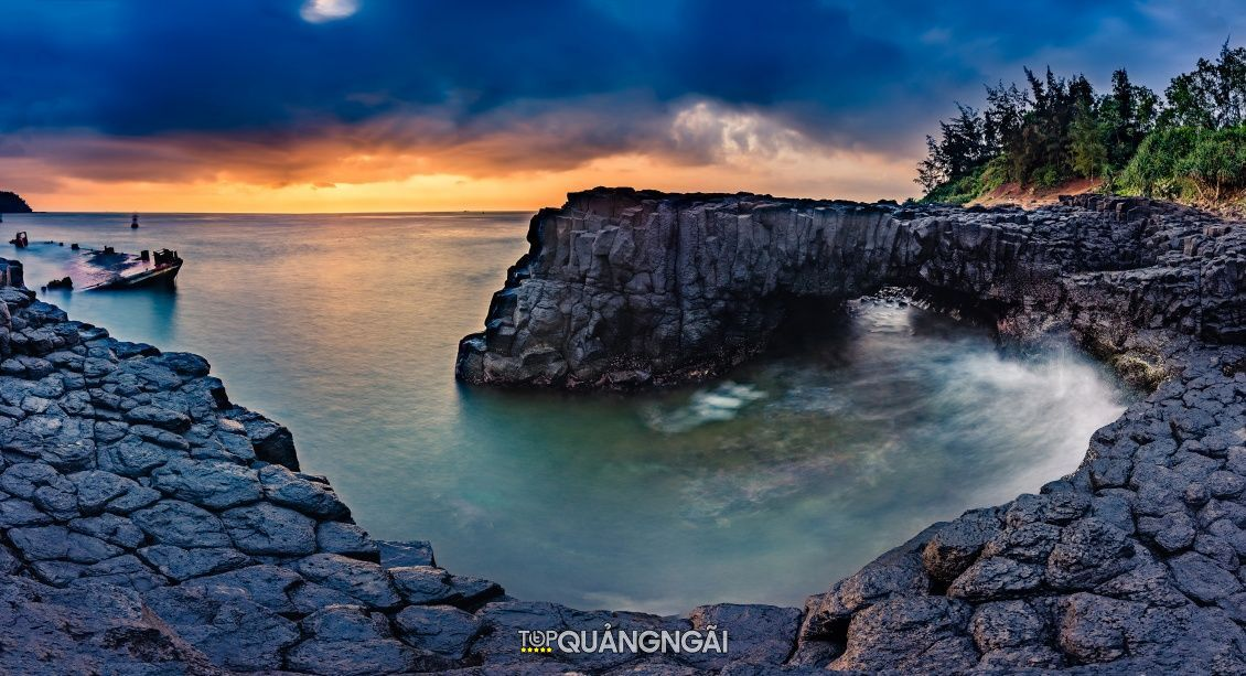 Top 3 địa điểm câu cá ở Quảng Ngãi lý tưởng nhất