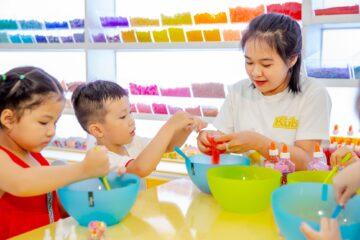 Top 4 khu vui chơi trẻ em ở Quảng Ngãi giúp bé vừa chơi vừa học