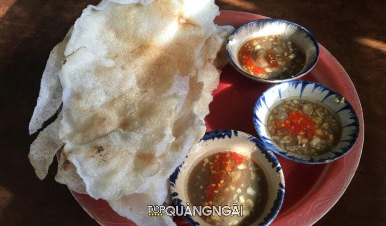Top 3 quán bánh đập ngon ở Quảng Ngãi hút khách nhất