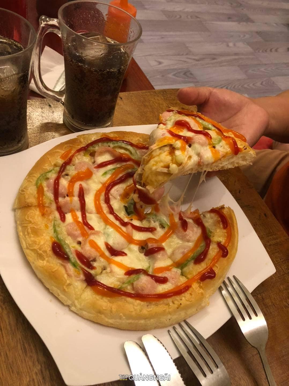 Top 3 tiệm pizza ở Quảng Ngãi ngon nức tiếng
