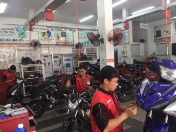 Top 3 trung tâm bảo dưỡng xe máy Quảng Ngãi uy tín nhất